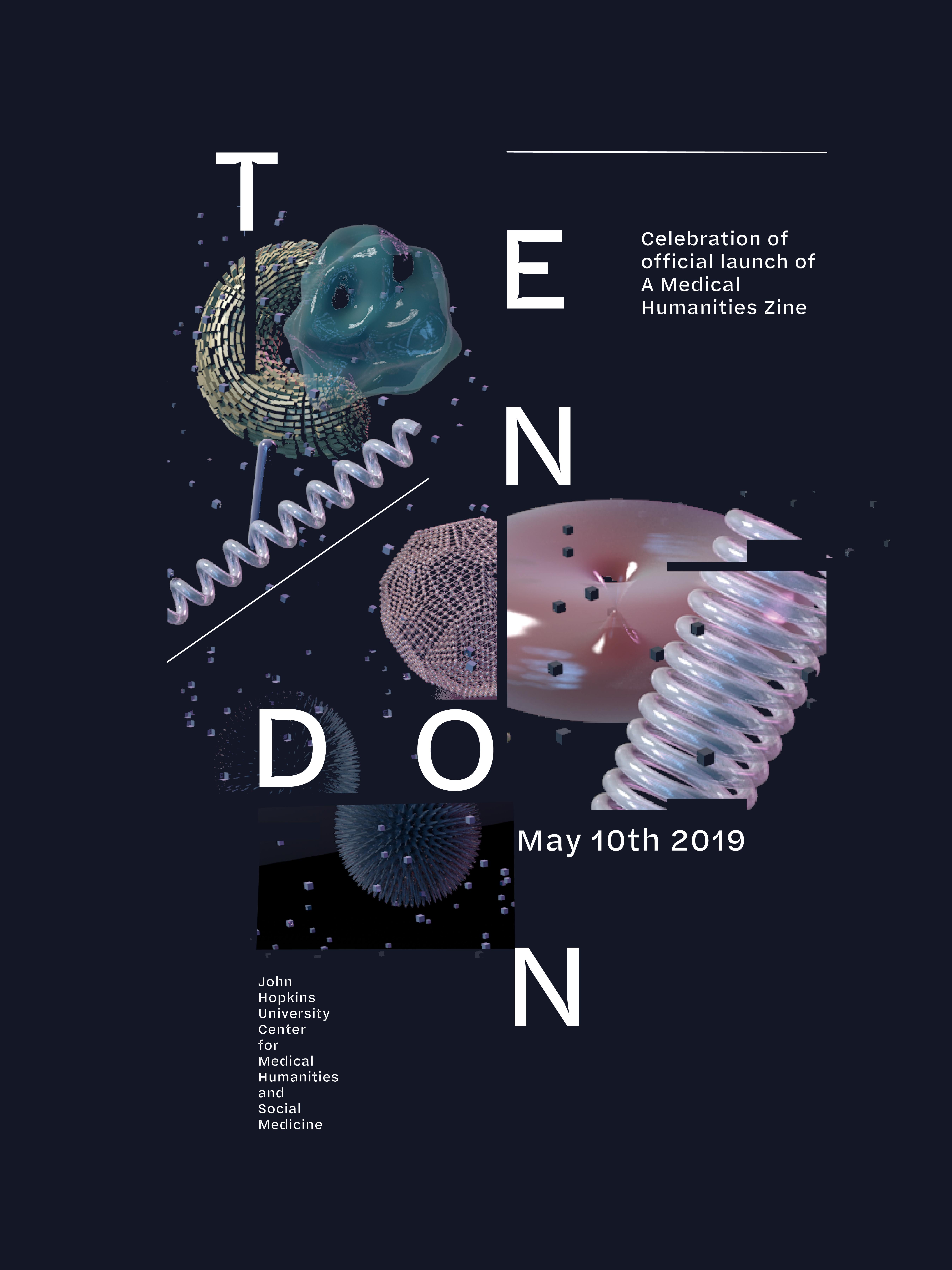 Tendon digital zine May 2019